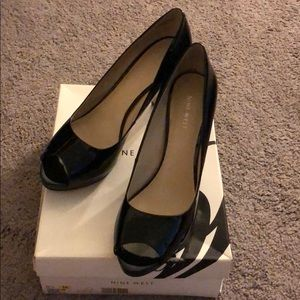 New Nine West Heels with box